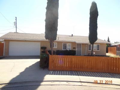 Manteca Single Family Home For Sale: 658 Meadowlark Lane