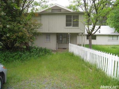 Colfax Multi Family Home Active Short Cont.: 21021 Placer Hills Road