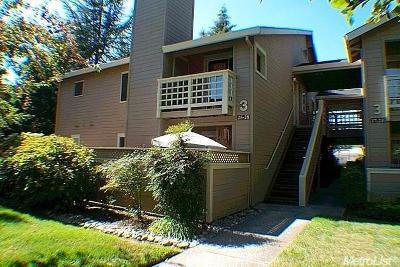 Rancho Cordova Condo For Sale: 11150 Trinity River Drive