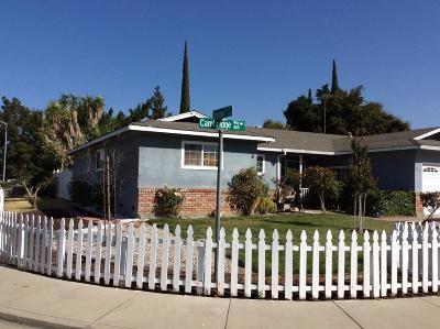 Manteca Single Family Home For Sale: 863 Cambridge Way
