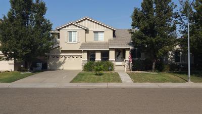 Rancho Cordova Single Family Home For Sale: 10927 Bianco Way