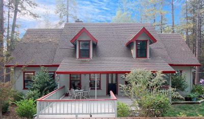 Garden Valley Single Family Home For Sale: 4190 Jacobus Drive