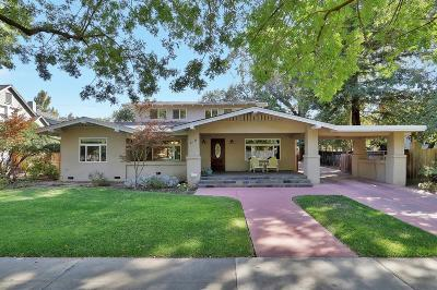 Modesto Single Family Home For Sale: 210 Sycamore Ave