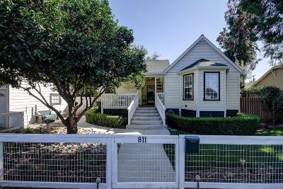 Folsom Single Family Home For Sale: 811 Mormon