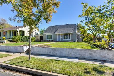 Single Family Home For Sale: 500 Coronado #500 1/2