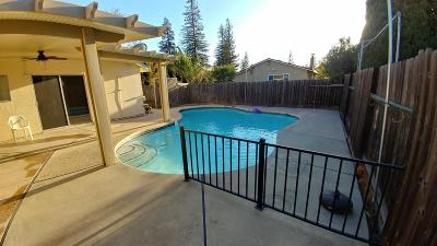 Citrus Heights Single Family Home For Sale: 8001 Mesa Oak Way