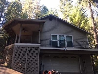 Grass Valley Single Family Home For Sale: 15993 Shebley