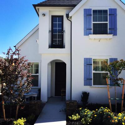 Roseville Single Family Home For Sale: 1216 Turin Place