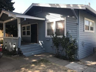 Lodi Single Family Home For Sale: 405 East Oak Street