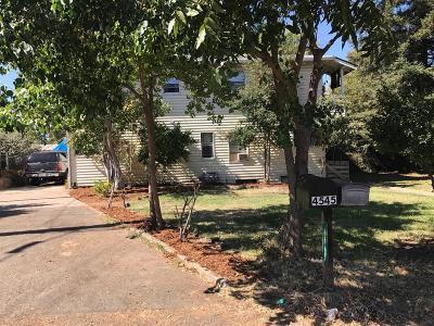 Carmichael Multi Family Home For Sale: 4545 Garfield Avenue