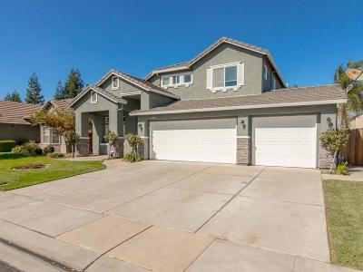 Manteca Single Family Home For Sale: 1729 Winchester Drive