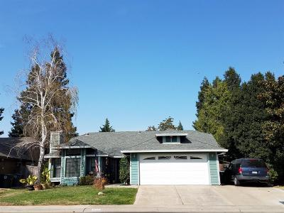 Elk Grove Single Family Home For Sale: 6719 Kilconnell Drive