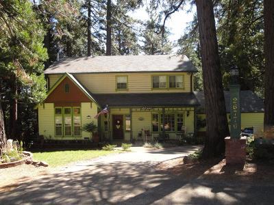Pioneer Single Family Home For Sale: 26776 Sugar Pine
