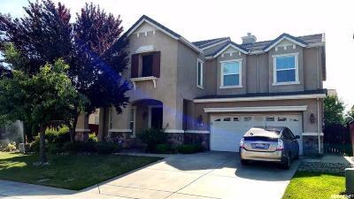 Stockton Single Family Home For Sale: 10917 Merritt Drive