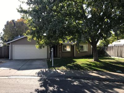 Winters Single Family Home For Sale: 906 Southdown Court