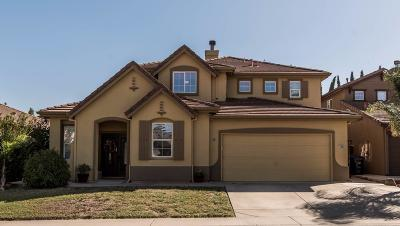 Antelope, Citrus Heights Single Family Home For Sale: 5204 Harston Way