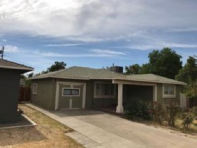 Merced Single Family Home For Sale: 1244 West 24th Street