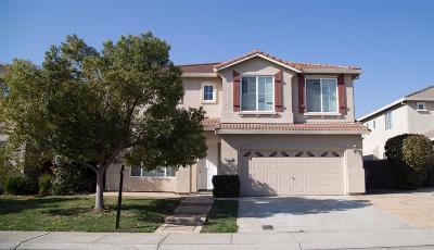 Stockton Single Family Home For Sale: 10931 Tramore Lane
