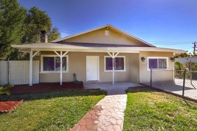 West Sacramento Single Family Home For Sale: 2353 Kinsington Street