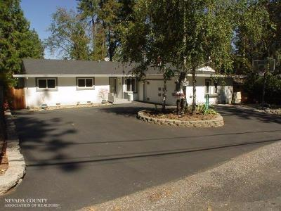 Grass Valley Single Family Home For Sale: 11752 Upper Circle Drive