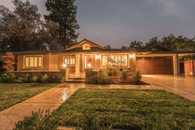 Rocklin Single Family Home For Sale: 4260 Clover Valley Rd