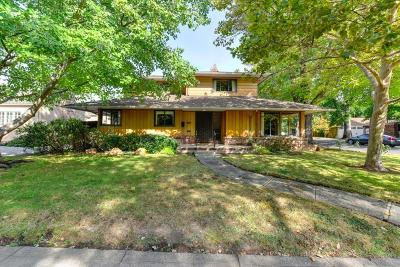 Sacramento Single Family Home For Sale: 1639 7th Avenue