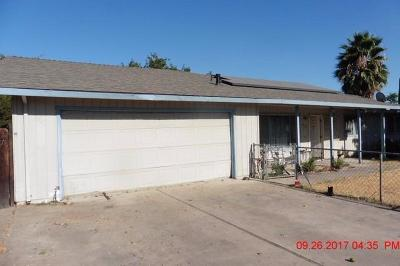 Stockton Single Family Home For Sale: 424 Bird Avenue