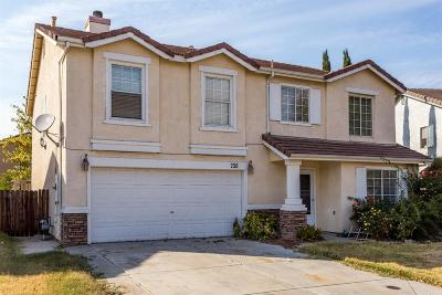 Tracy Single Family Home For Sale: 735 Bogetti Lane