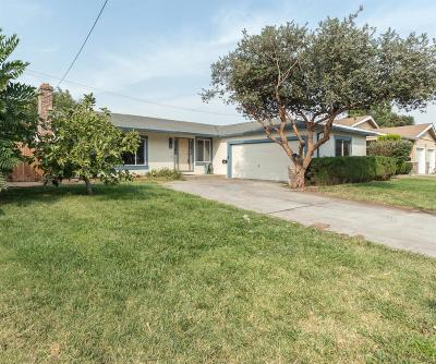 Tracy Single Family Home For Sale: 1449 Lincoln Boulevard