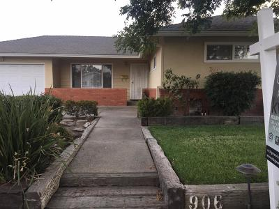 Modesto Single Family Home For Sale: 906 Mount Vernon Drive