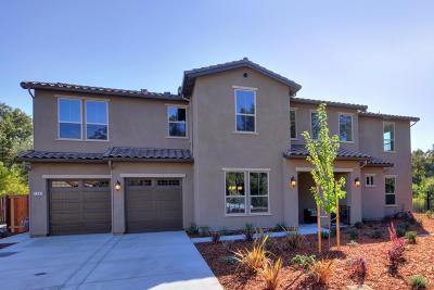 Sacramento Single Family Home For Sale: 2839 Sevilla Lane