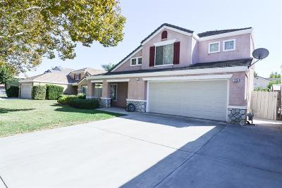 Tracy Single Family Home For Sale: 1550 Spring Ct.
