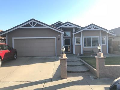 Modesto Single Family Home For Sale: 2016 Mount Hamilton
