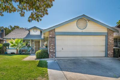 Tracy Single Family Home For Sale: 1430 Busca Drive