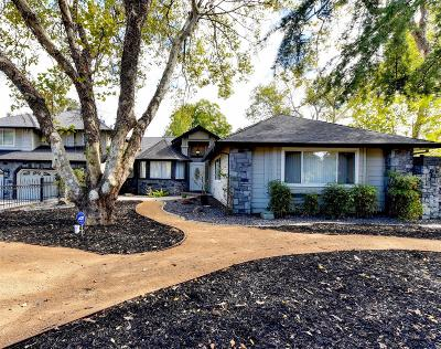 Antelope, Citrus Heights Single Family Home For Sale: 8016 Sunrise Boulevard