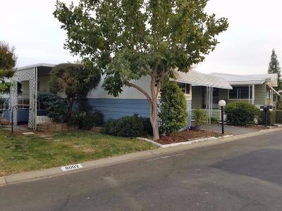 Citrus Heights CA Mobile/Manufactured For Sale: $49,500