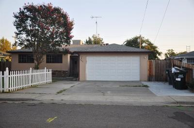 Sacramento Single Family Home For Sale: 3940 40th Avenue