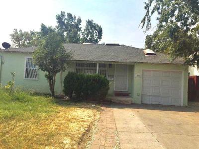 Sacramento Single Family Home For Sale: 6320 Jansen Drive