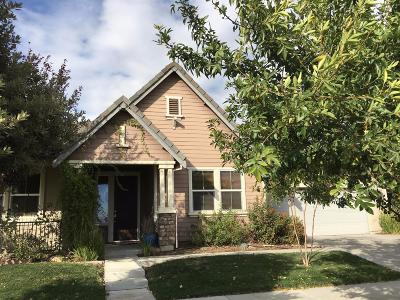 woodland Single Family Home For Sale: 2305 Marston Drive