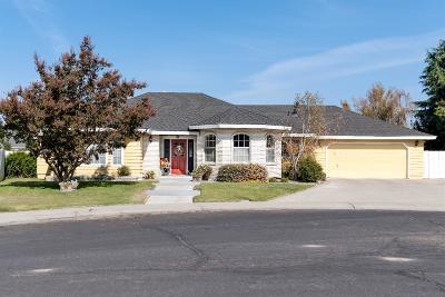 Manteca Single Family Home For Sale: 345 Rose Garden Court