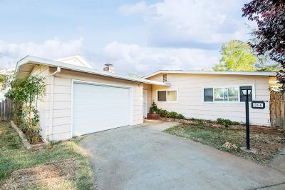 Wheatland CA Single Family Home For Sale: $237,000