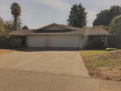 Carmichael, Fair Oaks Single Family Home For Sale: 8872 North Winding Way