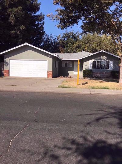 Modesto Single Family Home For Sale: 1629 Robbie