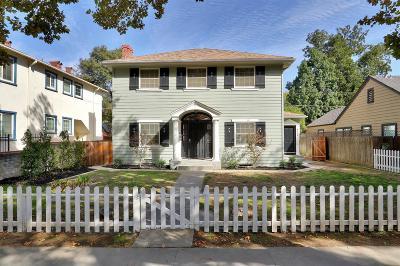 Modesto Multi Family Home For Sale: 430 College Avenue