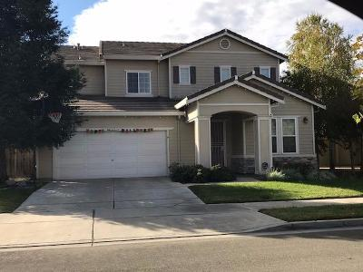 Turlock Single Family Home For Sale: 4412 Tahama Lane