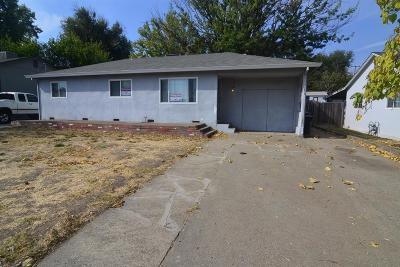 Orangevale CA Single Family Home For Sale: $220,000