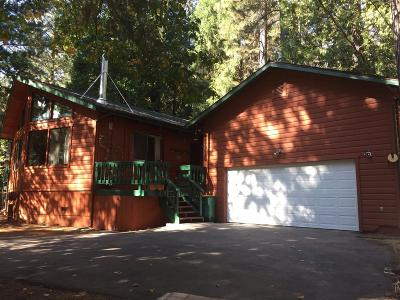 Grizzly Flats Single Family Home For Sale: 5388 Blue Mountain Drive