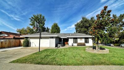 Orangevale Single Family Home For Sale: 6025 Roloff Way