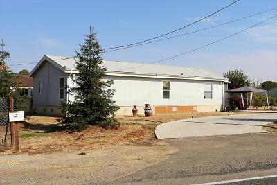 Merced CA Single Family Home For Sale: $260,000