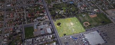 Stockton Commercial Lots & Land For Sale: 2424 South El Dorado Street